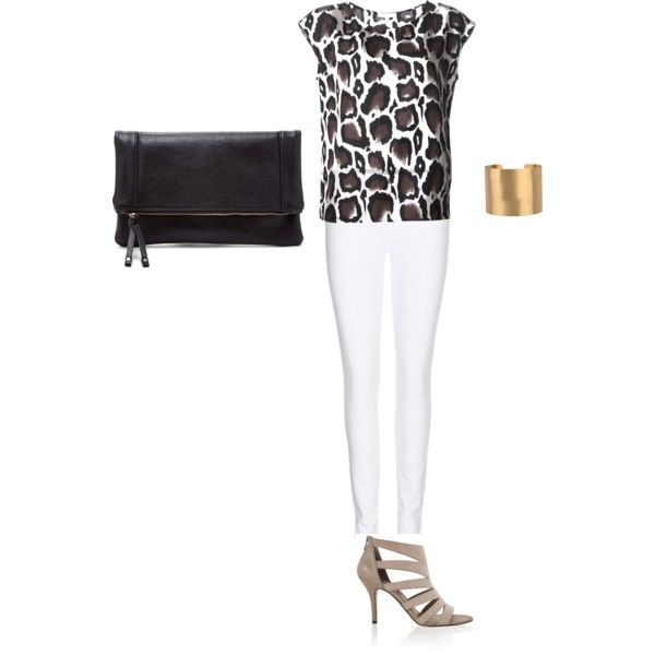 """""""Untitled #16"""" by claudialeandra on Polyvore"""