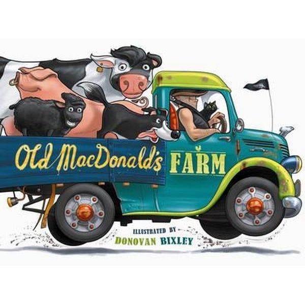 Old MacDonald's Farm by Donovan Bixley
