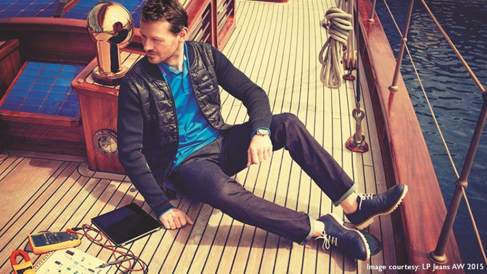 Fashion tips for a day on a yacht