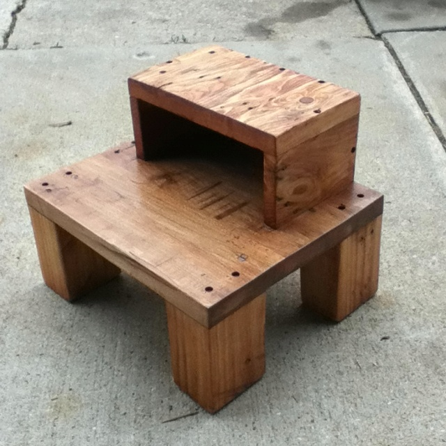 Recycled pallet step stool Anderson Pallet Design 25$ & 26 best Pallet stools images on Pinterest | Pallet stool Pallet ... islam-shia.org