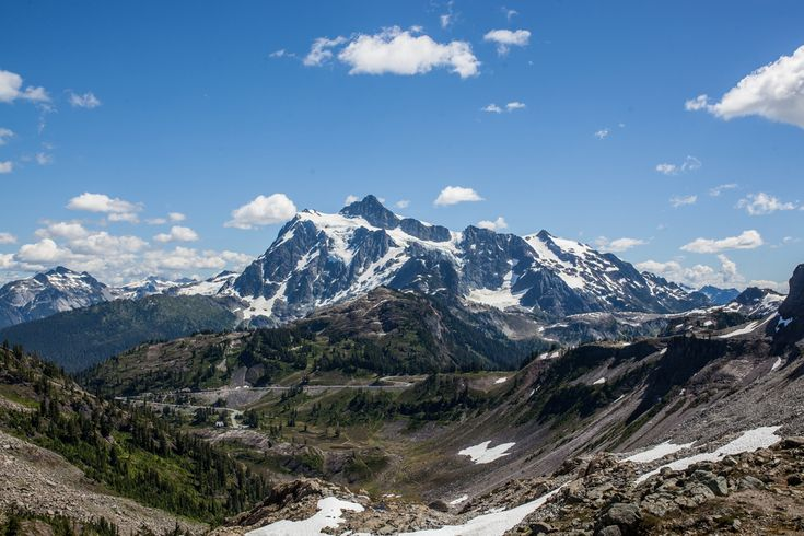 http://www.patchwmedia.com/heycoasty/chainlakes  #getoutstayout #adventureculture #outside #thegreatoutdoors #hiking #pnw #chainlakes #washington #westcoastbestcoast #shuksan