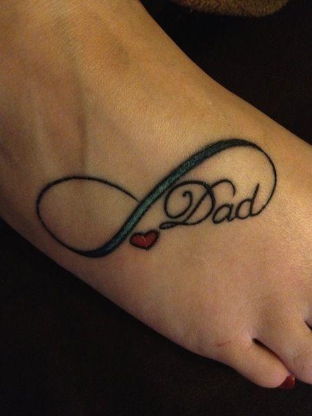 Dad Memorial Tattoos on Pinterest | Memorial Tattoos, Father ... via Relatably.com