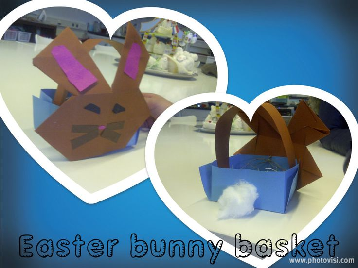 Easter Bunny basket