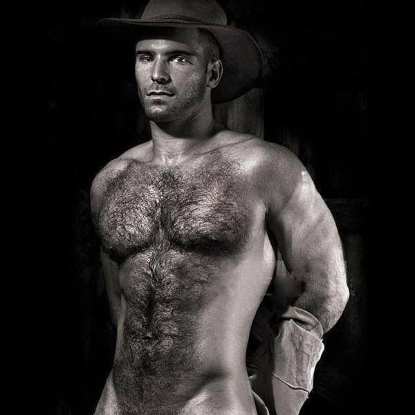 All Natural Naked Men 110