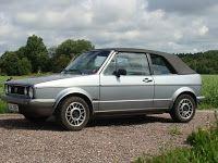 bitbazaar: Klasik Arabalar (VW Golf Mk1-Mk2)