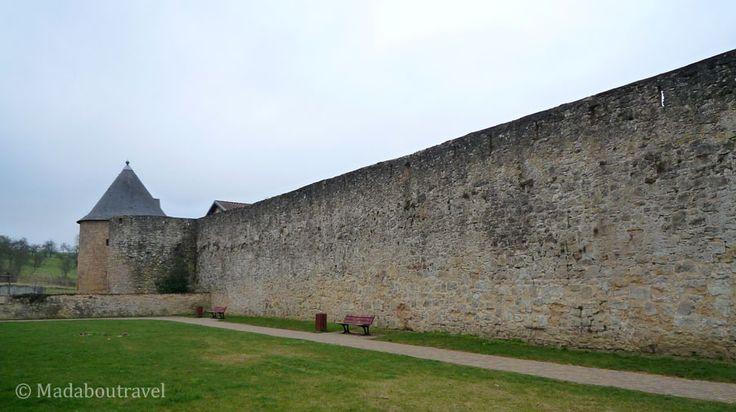 Chateau de Rodemack, Lorraine