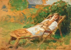In the Sun - Nicolae Vermont