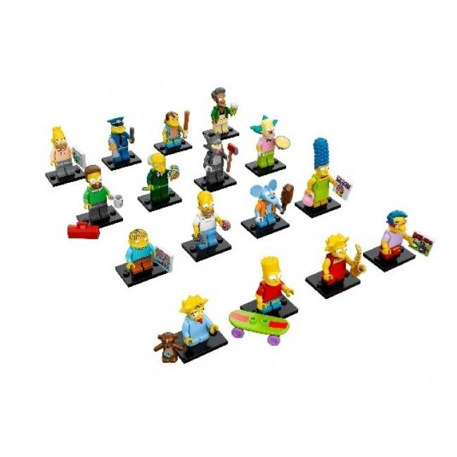 71005 LEGO® Minifigures (The Simpsons Series) - 1 packet