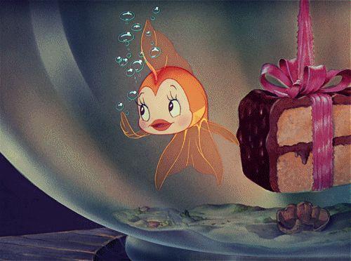 Cleo from Walt Disney's Pinocchio