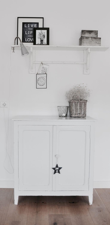... Zwart Witte Kamers op Pinterest - Wit Kamer Interieur, Witte Kamers en