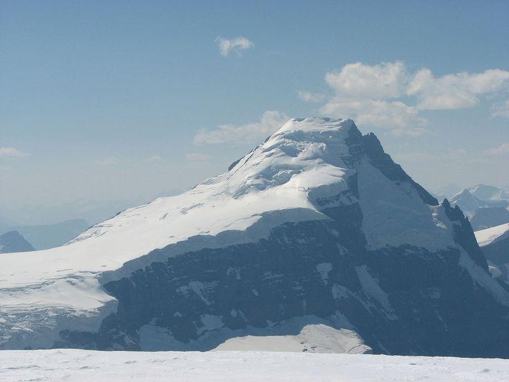 Mtcolumbia - Канадские Скалистые горы — Википедия