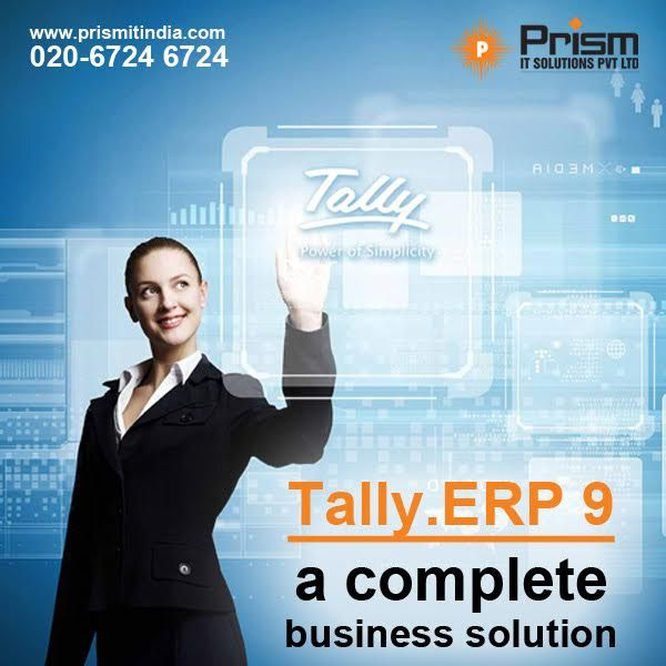 Now manage your #Accounting #finance #inventory #manufacturing #payroll by using features of #TallyERP9 http://www.prismitindia.com/