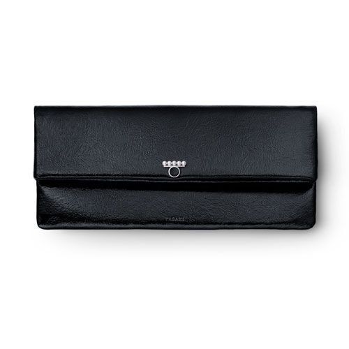 """TASAKI """"balance clutch"""" http://www.tasaki-global.com/collections/leather_collection/"""