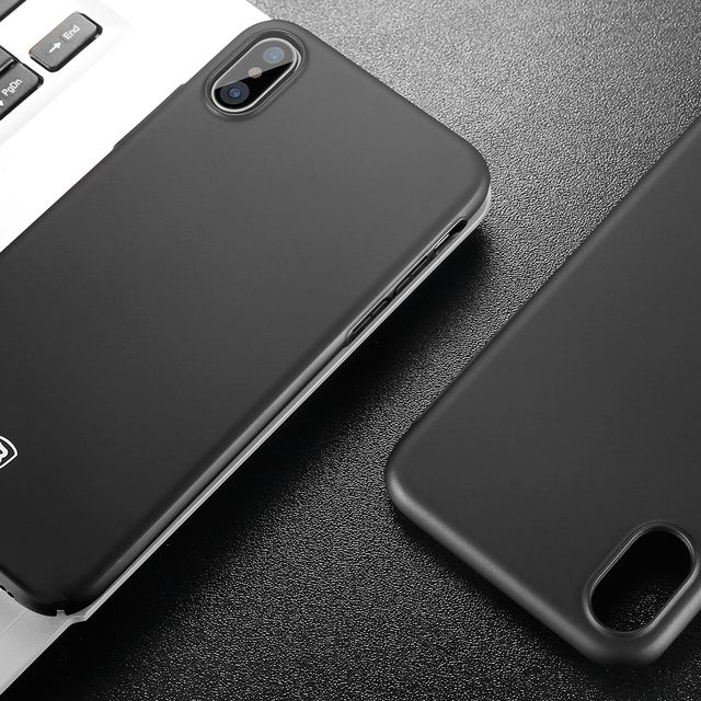 Baseus Ultra thin Protection Case for iPhone X