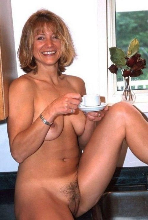 Naked older women
