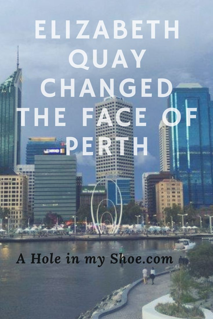 We ventured into to the city to see if the newly opened Elizabeth Quay had changed the face of Perth and the developers created a a crowd pleaser.