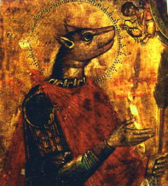 Святой Христофор