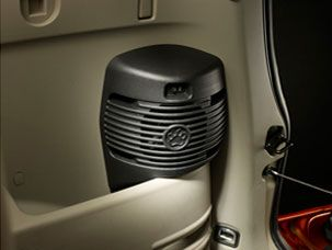 2011 Honda Element Dog Friendly Rear Fan from AddOnAuto