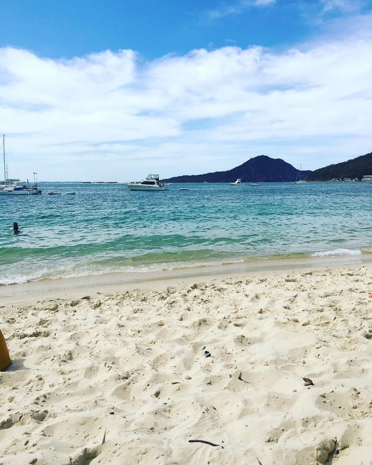 Shoal Bay Port Stephens