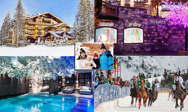 Why Courchevel attracts royalty to its snowcapped playground