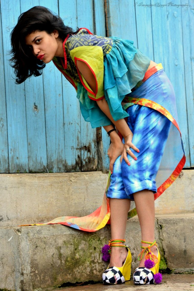 #self_design #tiendye #batik #photography_natural Light