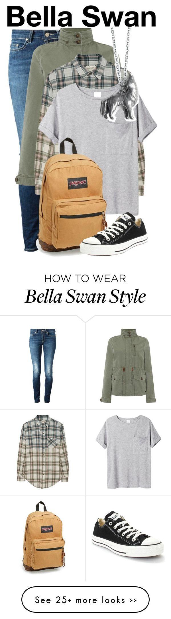 """Bella Swan ~Wendy Darling"" by the-fandom-gals on Polyvore"