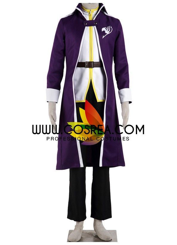Fairy Tail Grey Grand Magic Games Cosplay Costume