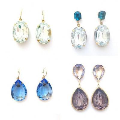 Laura James Spring Wedding jewelry