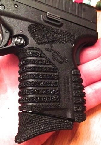 8 best springfield xds images on pinterest handgun firearms and stippled xds much better now page 2 xdtalk forums springfield xdmill workhand sciox Choice Image