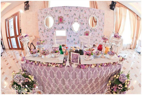 Paris wedding или свадьба во французском стиле (декор и детали)