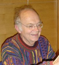 Donald Knuth - theoretical computer science pioneer, additionally the inventor of TeX document layout program