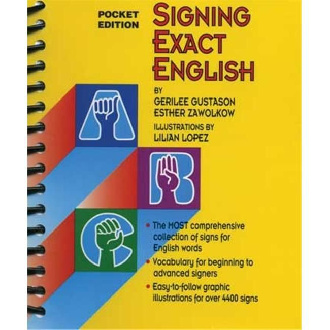 Cicso Independent B172a Signing Exact English Pocket Edition In 2021 Pocket Edition Prefixes And Suffixes Signs