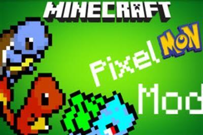 Baixar Pixelmon (Pokemon) - Mod de Minecraft