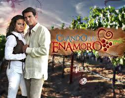 Mi novela, Cuando me Enamoro  Juan Soler y Silvia Navarro