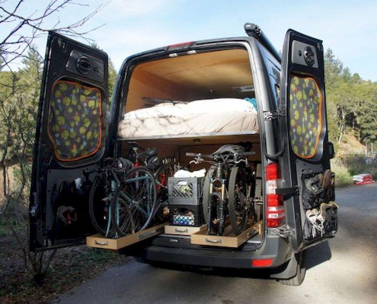 Comfy Rvs Camper Van Conversion Ideas On A Budget 5