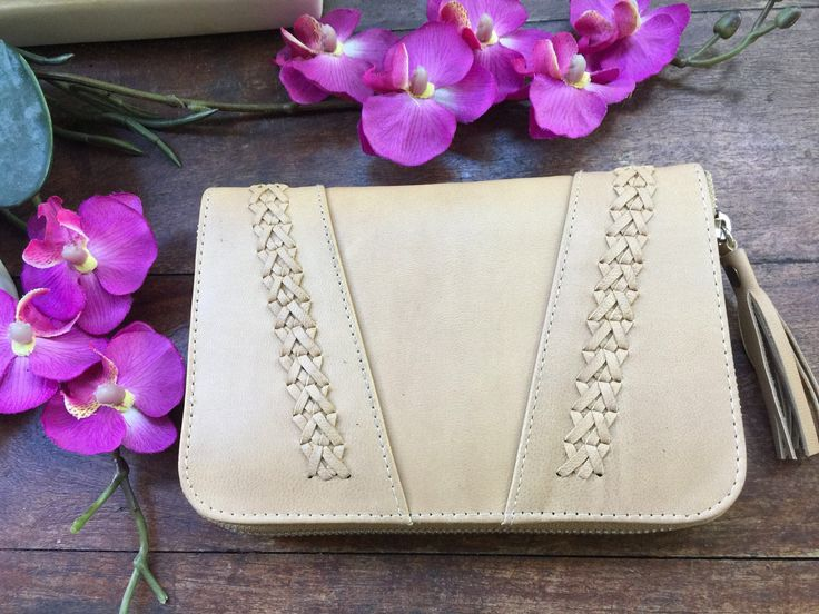 A personal favourite from my Etsy shop https://www.etsy.com/au/listing/515797713/beige-leather-wallet