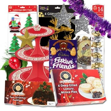 Get Set For The Festive Season With This Ultimate Christmas Selection!