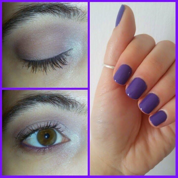 CHIKI88...  my passion for nails!: Thursday make up: il make up della mia laurea!