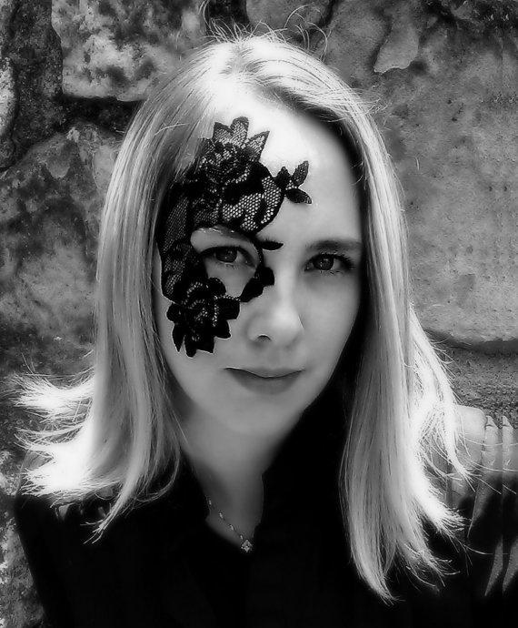 Masquerade Mask Tattoo adheres to face  no by ThatsSewSavanna, $25.00