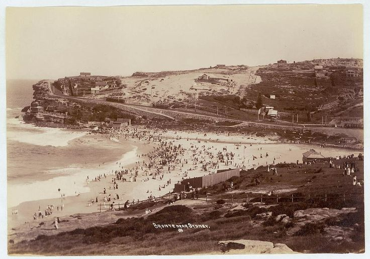 Bronte Beach 1900-1910 x SLNSW