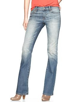 1969 perfect boot jeans in citrine | Gap  Sale $39.99
