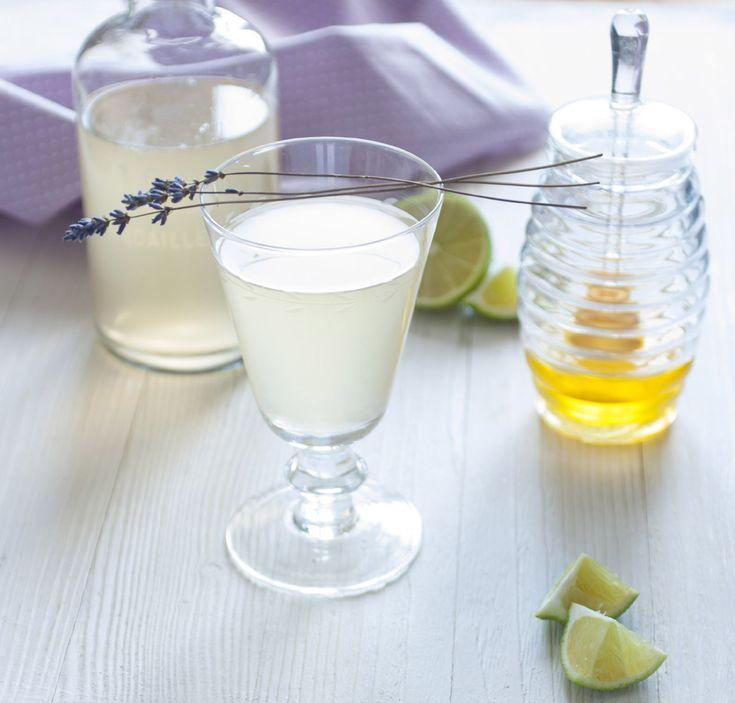 Лавандовый лимонад. Levender limonade