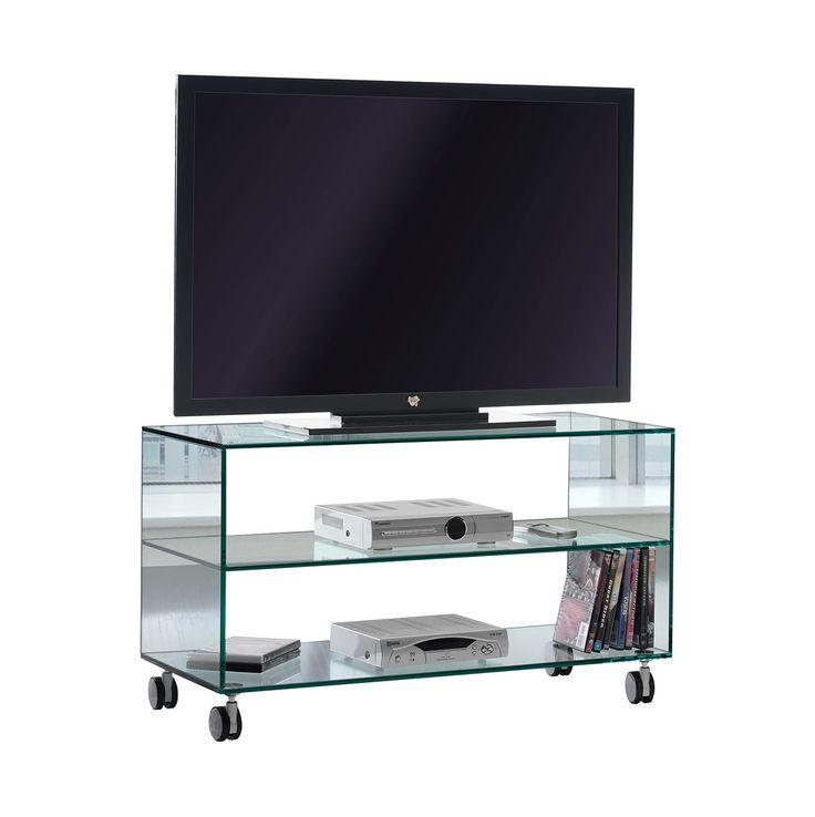 Muebles tv cristal templado 20170809022716 for Muebles television con ruedas