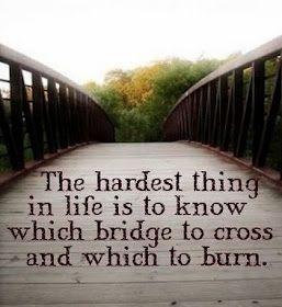 .Words Of Wisdom, Life Quotes, Lifelessons, Inspiration, Life Lessons, So True, The Bridges, Burning Bridges, True Stories