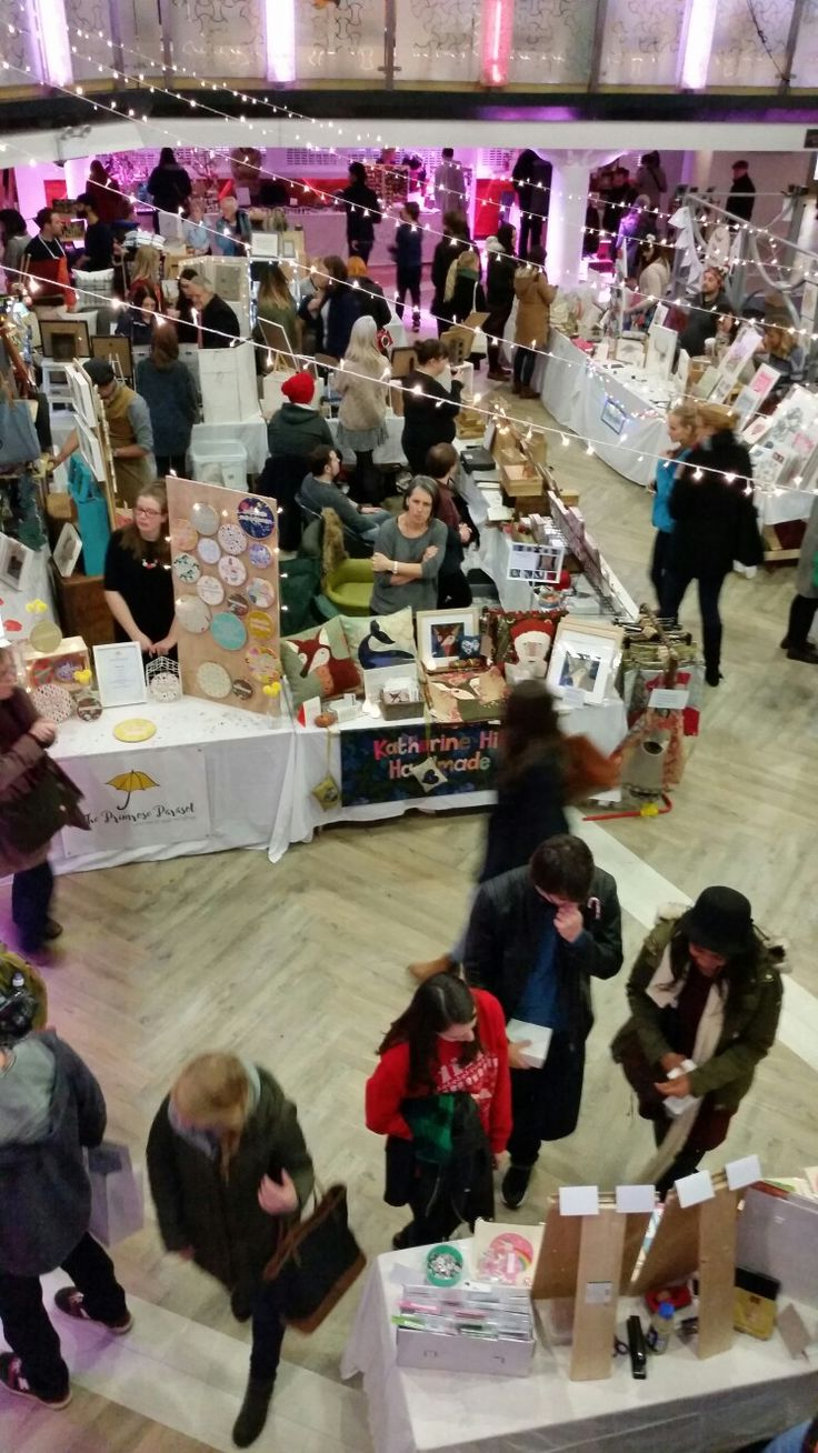 Buzzing at the Etsy event in Nottingham. Love the support for Small Business Saturday.