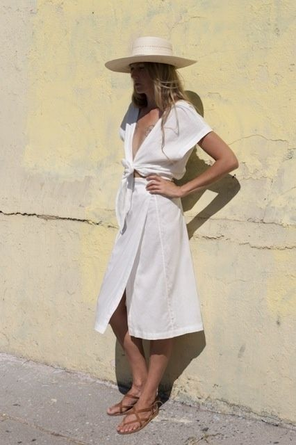 28 Dreamy All-White Outfits | Fashion | Pinterest | Style, Fashion and Dresses