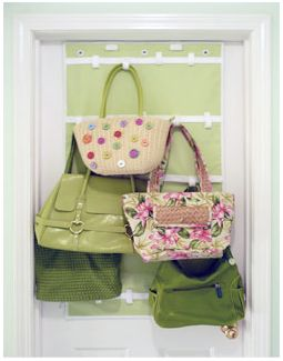 Jeriu0027s Organizing U0026 Decluttering News: Storage: If Purses Are Your Weakness