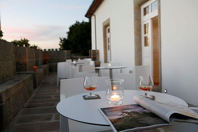 #terrace #montebelohotels #portugal #viseu #hotels #charmhotels