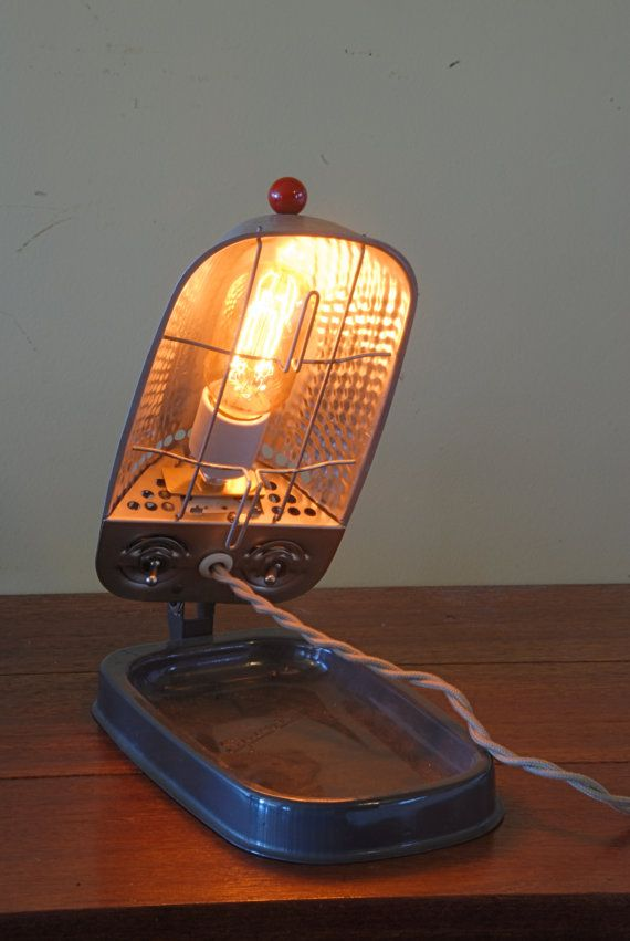 Reclaimed UV Tanning Lamp