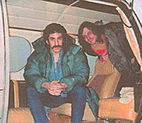 Last Photo Of The Great Jim Croce And His Lead Guitarist